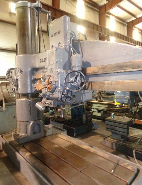 Carlton 4A Radial Arm Drill 1500 rpm