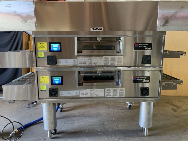 Middleby PS670-2 Conveyor Pizza Ovens