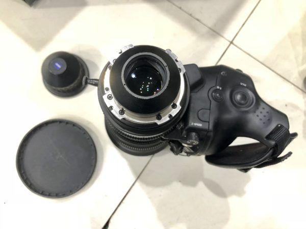Fujinon 19-90 CABRIO ZOOM lens