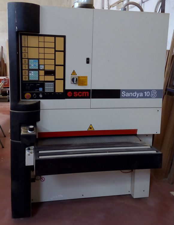 SCM SANDYA 10 / S M2 RCS110, Calibrating machine