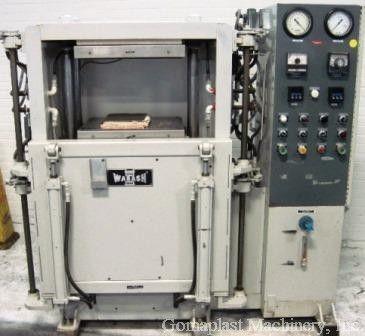 Wabash V10-2016-2TMX Vacuum Press