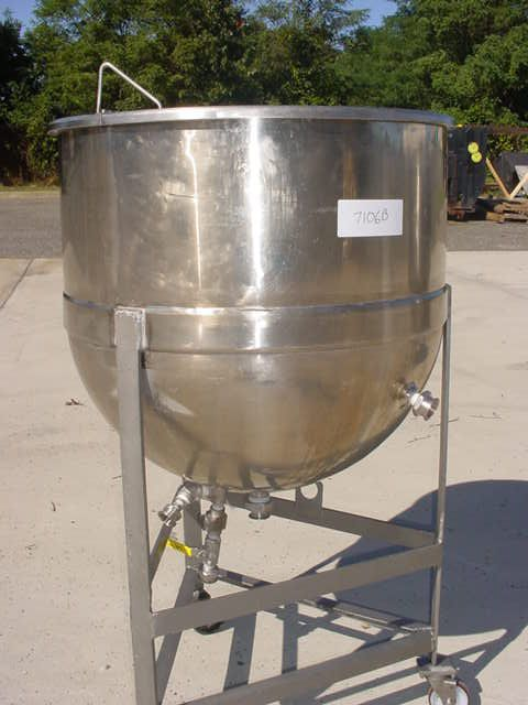 Others STAINLESS STEEL JACKETED KETTLE
