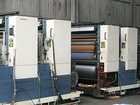 Komori L-440 72 x 103 cm