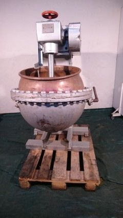 Others Candy Cooking Vessel