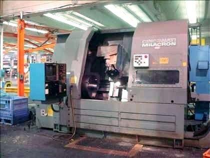 Cincinnati Cincinnati Acramatic 950 CNC Control 1200 24C-HD - CNC Lathe