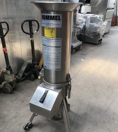 Hommel Rotormat 2000 Super Breadcrumb grinder