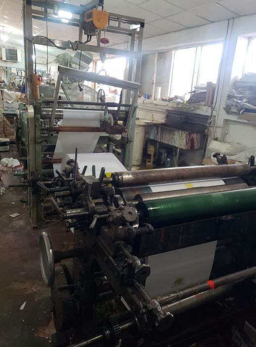 3 Fischer & Krecke (F&K), Honsel, W&H flat and satchel paper bag machines in operation- 3 x W&H, F+K and HONSEL flat and satchel paper bags in operation, unseen price for the 3 together!