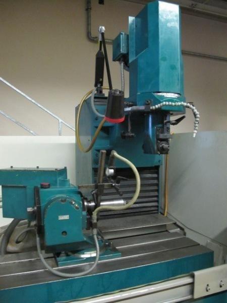 Universal Sharpening machine for profile tools