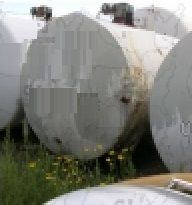 Crepaco Horizontal Tank 1,500 Gallon