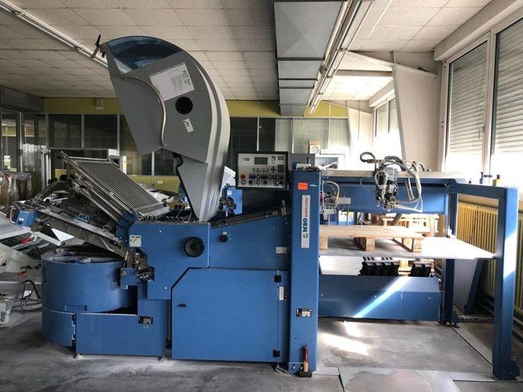MBO K 800.2/6 S-KTZ, Folding Machine