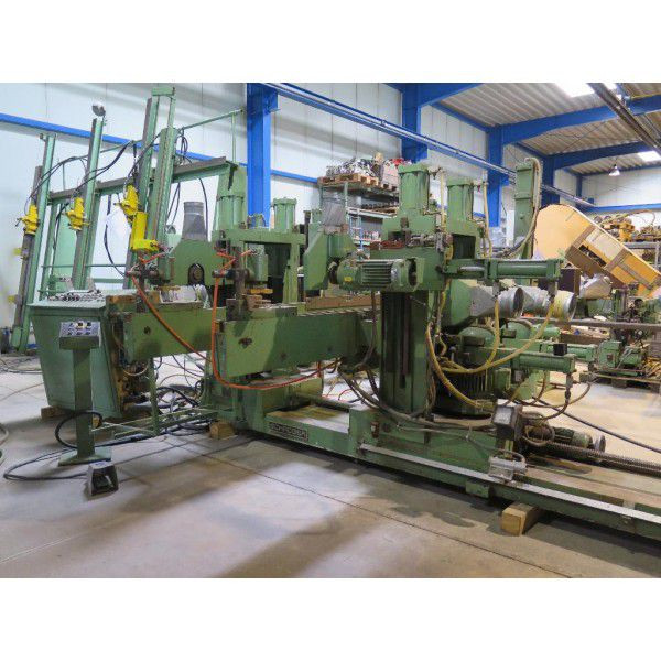 Schroders T 27 Double end tenoner