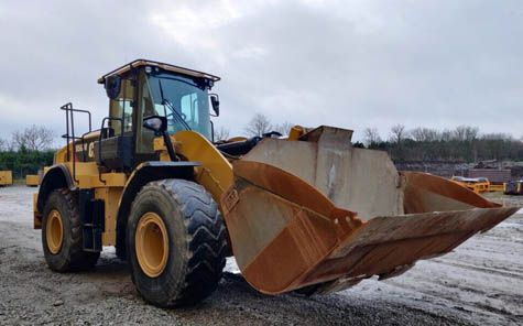 Caterpillar 950 M Wheel Loaders
