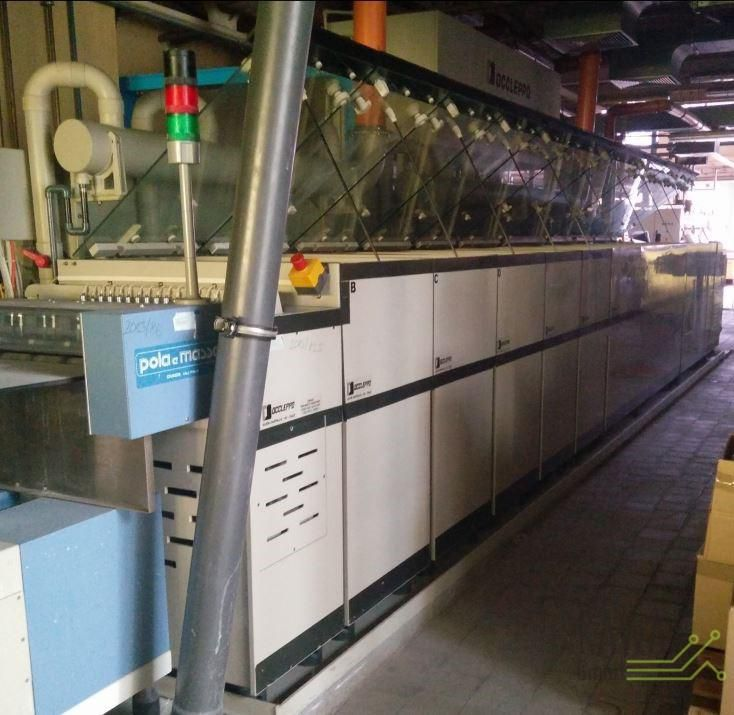 Occleppo Immersion tin line