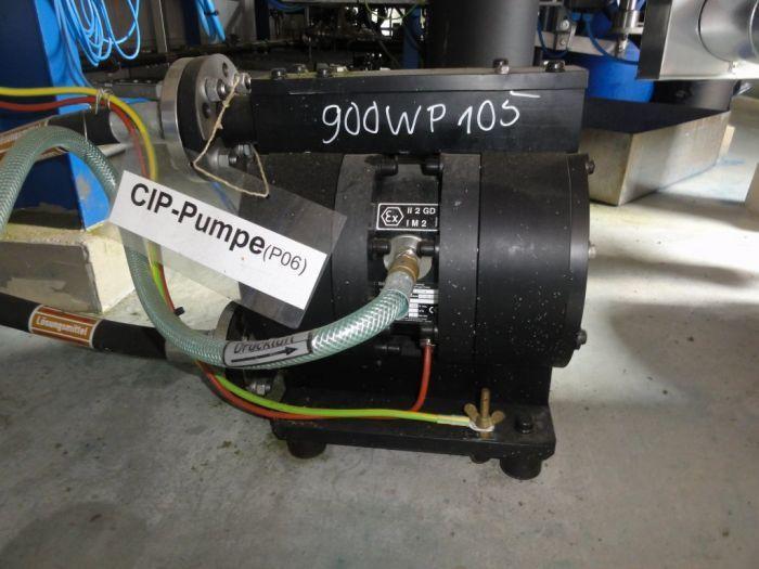Depa DH25-TL-Z-T-4 Pump
