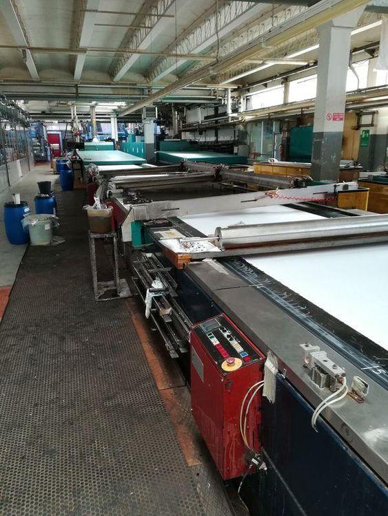 2 MS 402SP, 402 165 Cm Flat printing machine