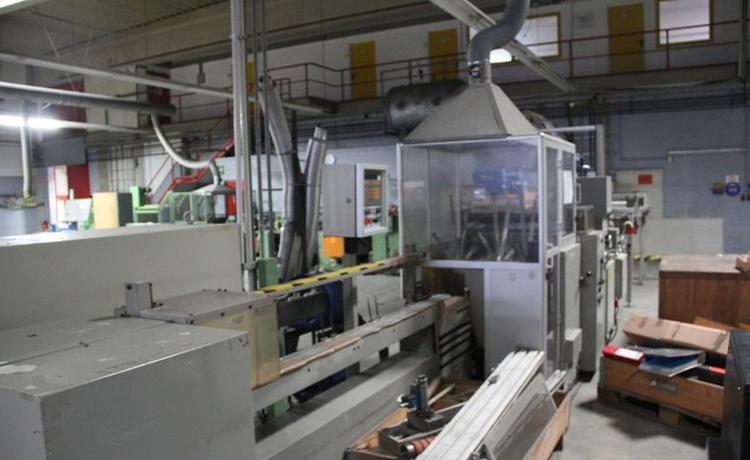 Stiegler ST 3 700 W L Bag making machine
