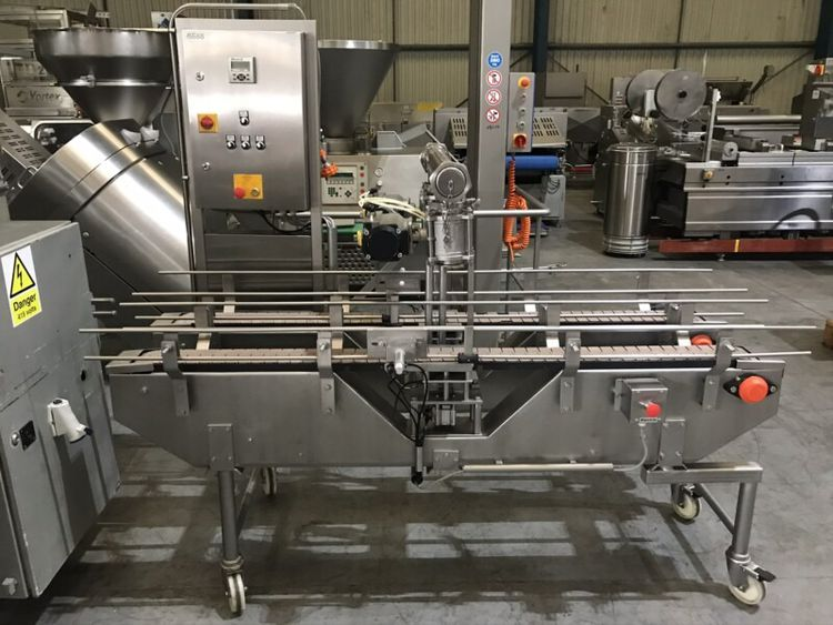 Bucket/Container Filling System