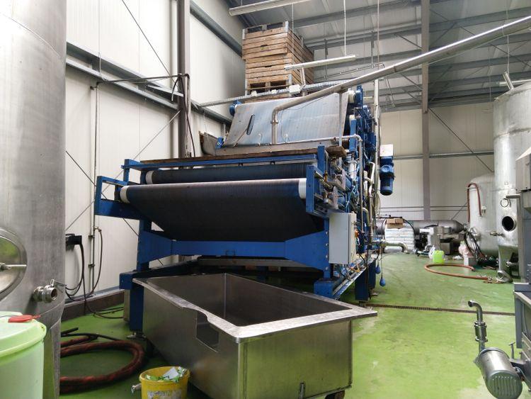 Klein Belt press