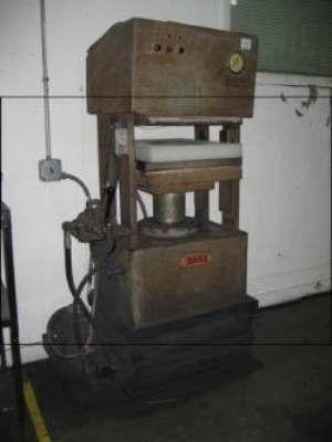 Dake 4 post hydraulic