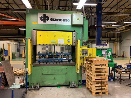 Mechanical Presses up to 800 Ton, Tool & Die and Machine Shop