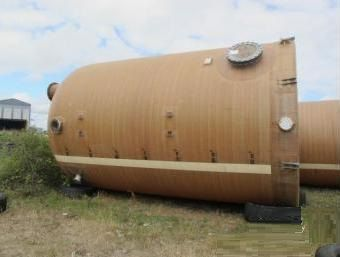 Fibre GRP Storage Tanks