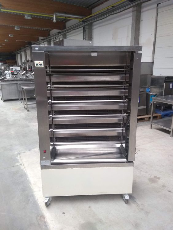 Mcm 6EE mobile rottisserie grill