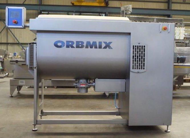 Orbmix RM300 Ribbon Blender/Mixer