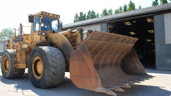 Caterpillar 988 B Wheel Loader