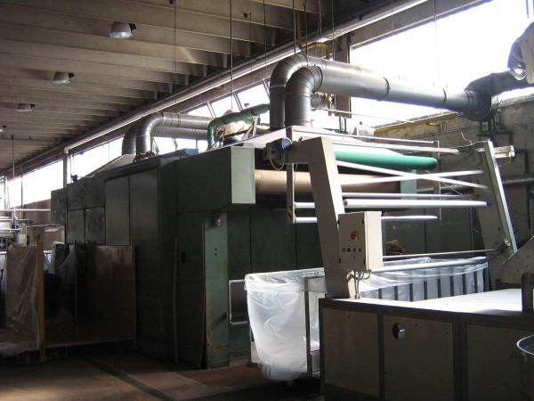 Alea 200 Cm Dryer for knitting fabric