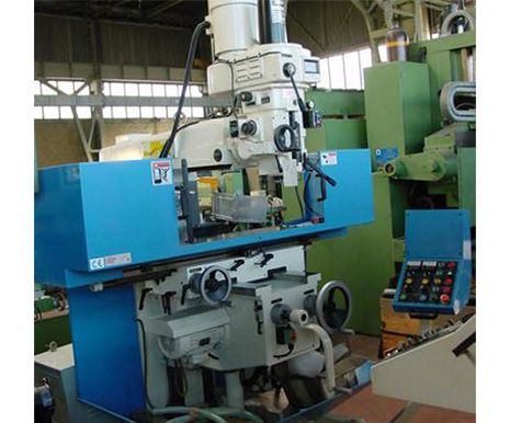 Jiuh Yeh JY-2HT high-speed milling machine 3800 rpm
