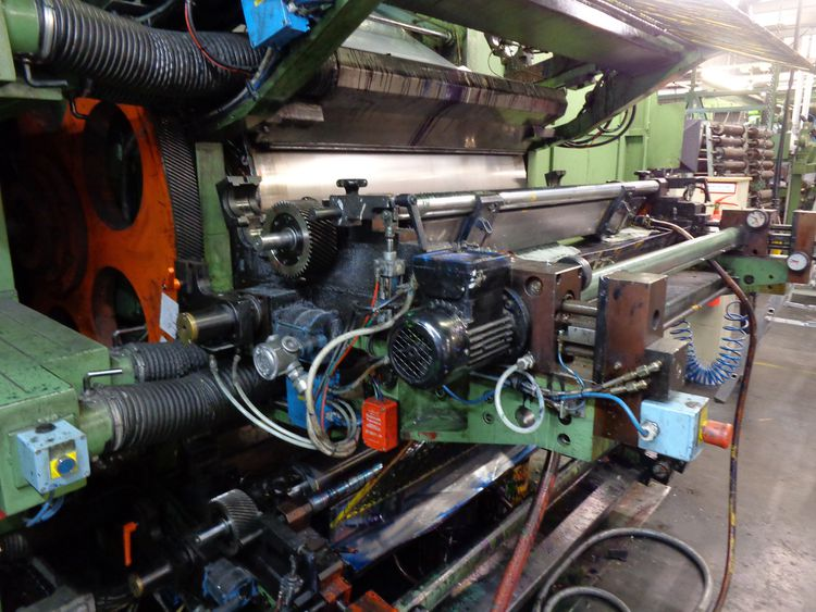 Prisma Flexographic printing machine 6 1380 mm