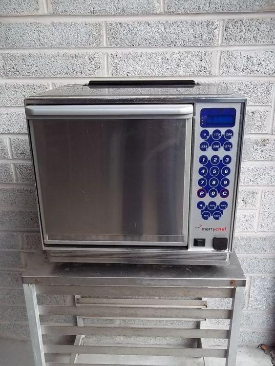 Merry Chef EC403 combination oven