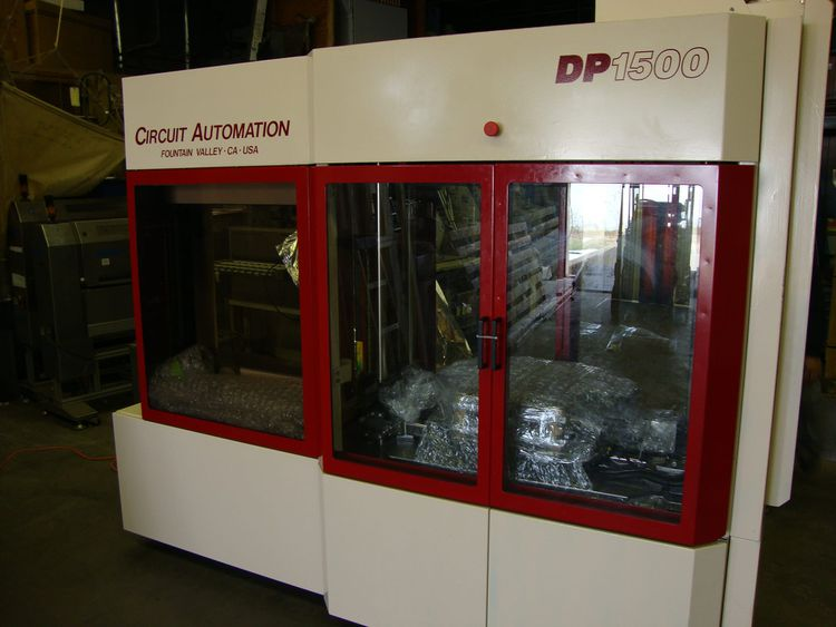 Circuit Automation DP1500-2X