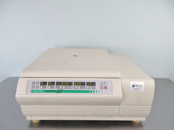 Sorvall, Thermo LEGEND RT, CENTRIFUGE