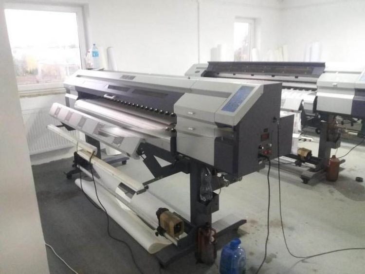 2 Others 1950 Eco Solvent plotter