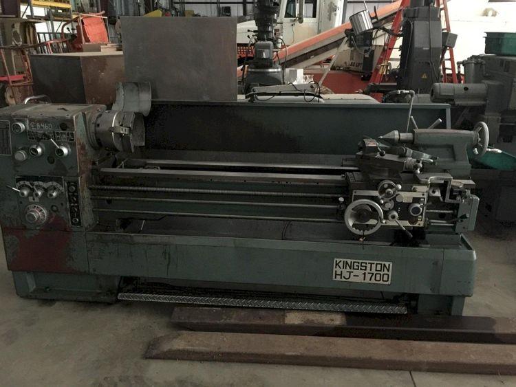 Kingston Engine Lathe 2000 rpm HJ-1700