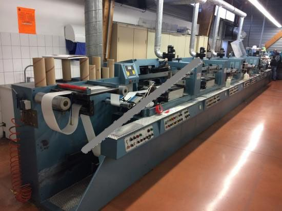 Franchini Screen Printing Machine