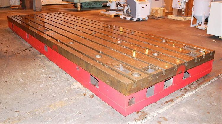 Cast Iron Floor Plates