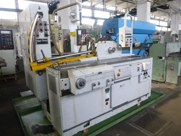 Hurth LF 1000 Key-Way Milling Machine - Horizontal Variable