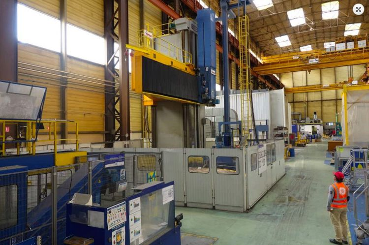 Auction Machine tools and Factory Equipment Available Due To Site Closure