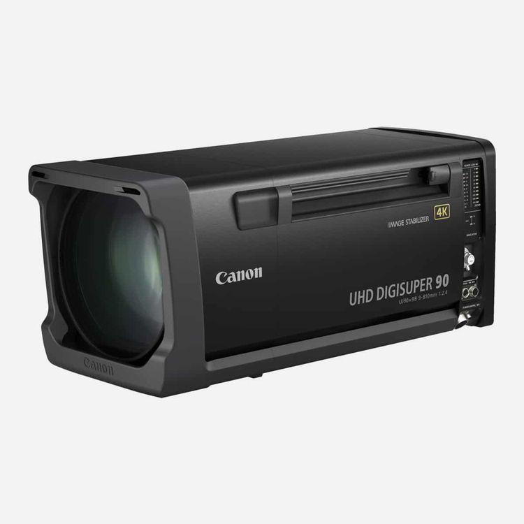 Canon UJ90x9B UHD DIGISUPER 90 4K LENS
