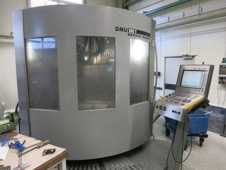 DMG DMU 100 T 12000 U/min