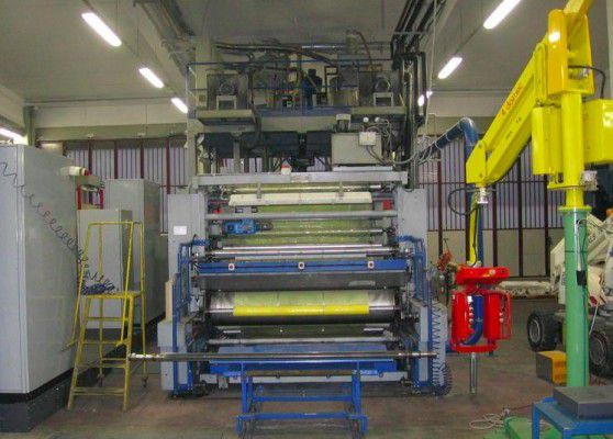 Bielloni Cast Film Extrusion Line