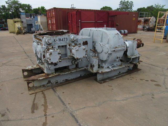 Compactor Komarek Greaves Briquetter Compactor, 125 hp.