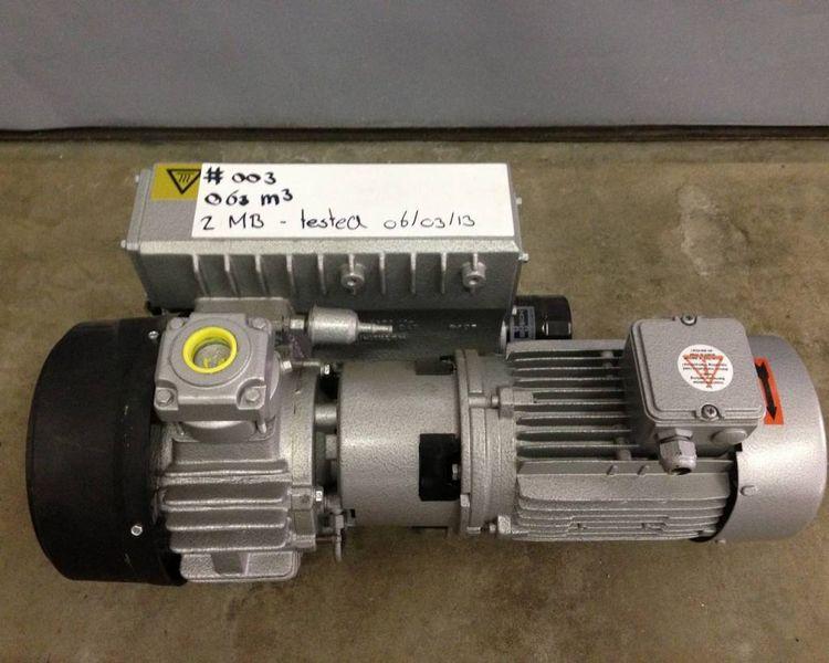 Bosch 063m3, Vacuum Pump