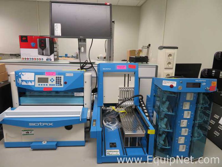 Lab, Analytical and Bioprocessing Equipment Auction from Teva