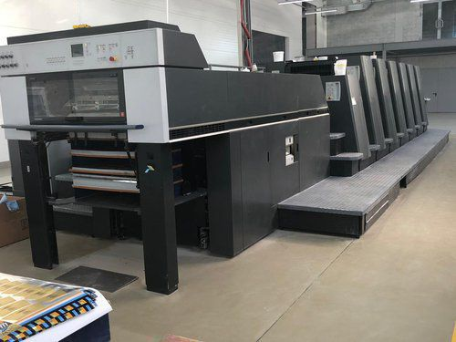 Heidelberg CD 74-6+LX-C 530x740 mm
