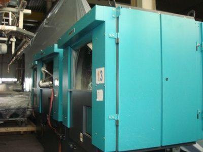 Lavatec, Senking LT35 / 9, TT733 Complete Continuous Batch Washer Systems