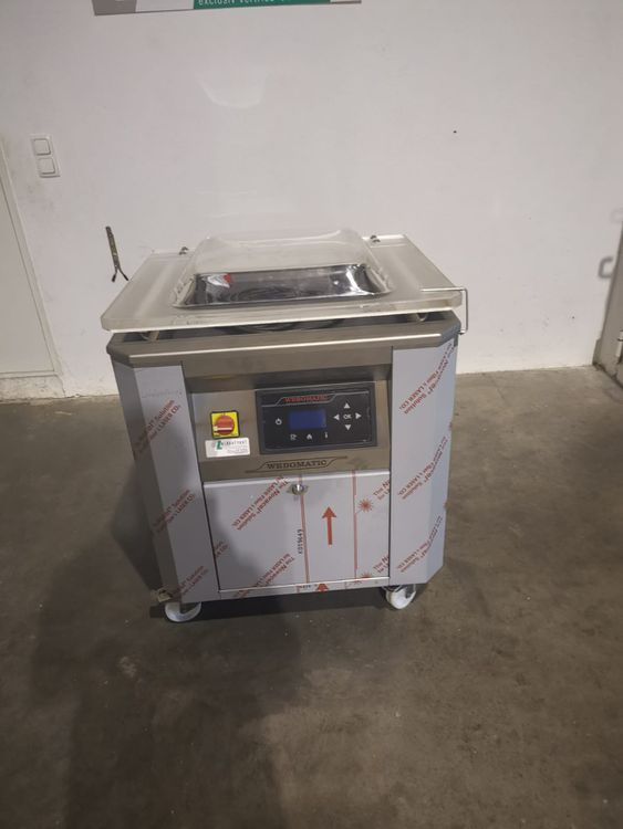 Webomatic Supermax C packaging machine