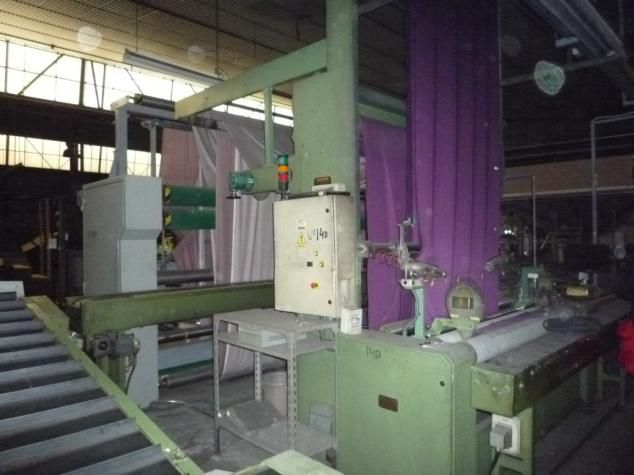 Tapalsa DOUBLING AND ROLLING MACHINE